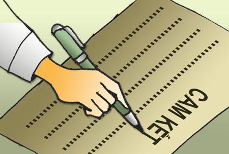 Thỏa thuận chia tài sản chung vợ chồng