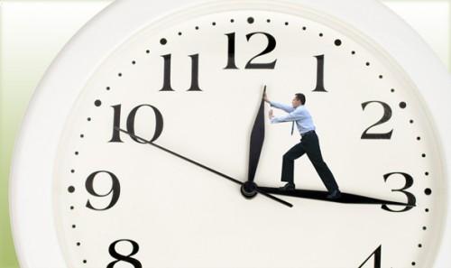 Thời gian làm việc để tính số ngày nghỉ hàng năm