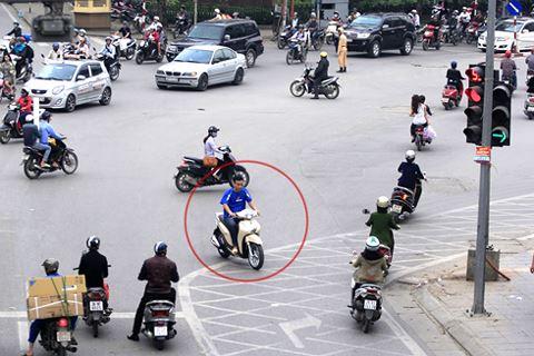 Tư vấn về xử phạt vi phạm giao thông khi đi vào đường ngược chiều