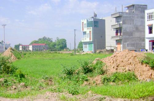 Theo kế hoạch sử dụng đất đất không được xây dựng có được bán không