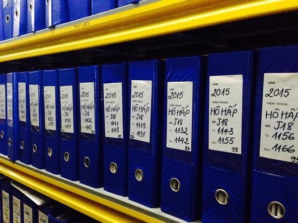 Thời gian lưu trữ hồ sơ bệnh án tại bệnh viện là bao lâu?