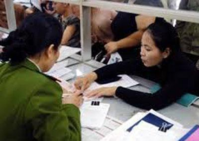 Lệ phí đăng ký cư trú trên địa bàn tỉnh Đồng Tháp