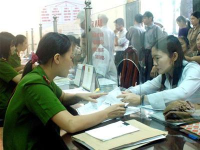 Lệ phí đăng ký cư trú trên địa bàn tỉnh Ninh Thuận