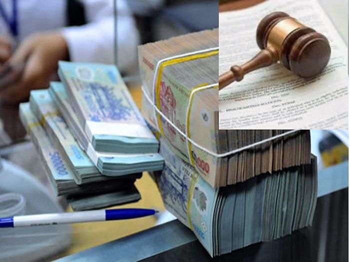Tải mẫu quyết định buộc pháp nhân phải nộp một khoản tiền để bảo đảm thi hành án