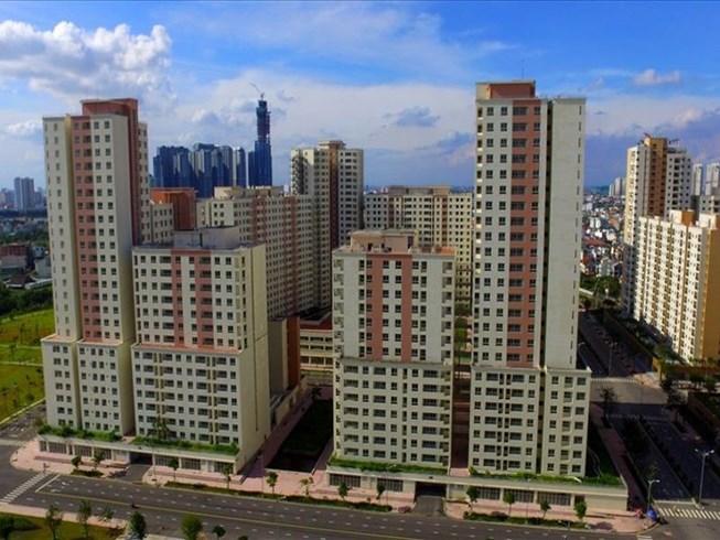 thực hiện dự án tái định cư tại Bình Phước