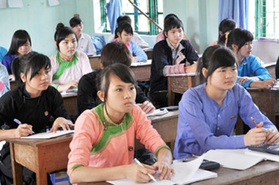 Chính sách đối với người học theo quy định của Luật Giáo dục