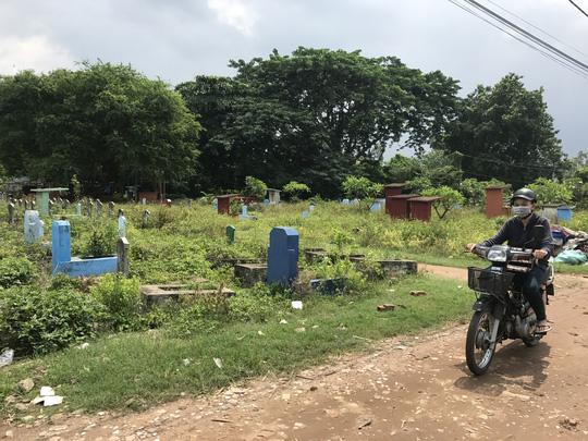 hỗ trợ di chuyển mồ mả tại Nghệ An
