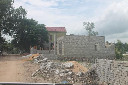 Bồi thường hỗ trợ nhà ở tại Nghệ An
