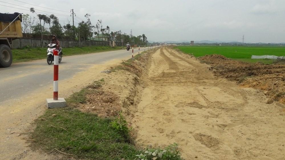 Bồi thường về đất tại Hà Tĩnh