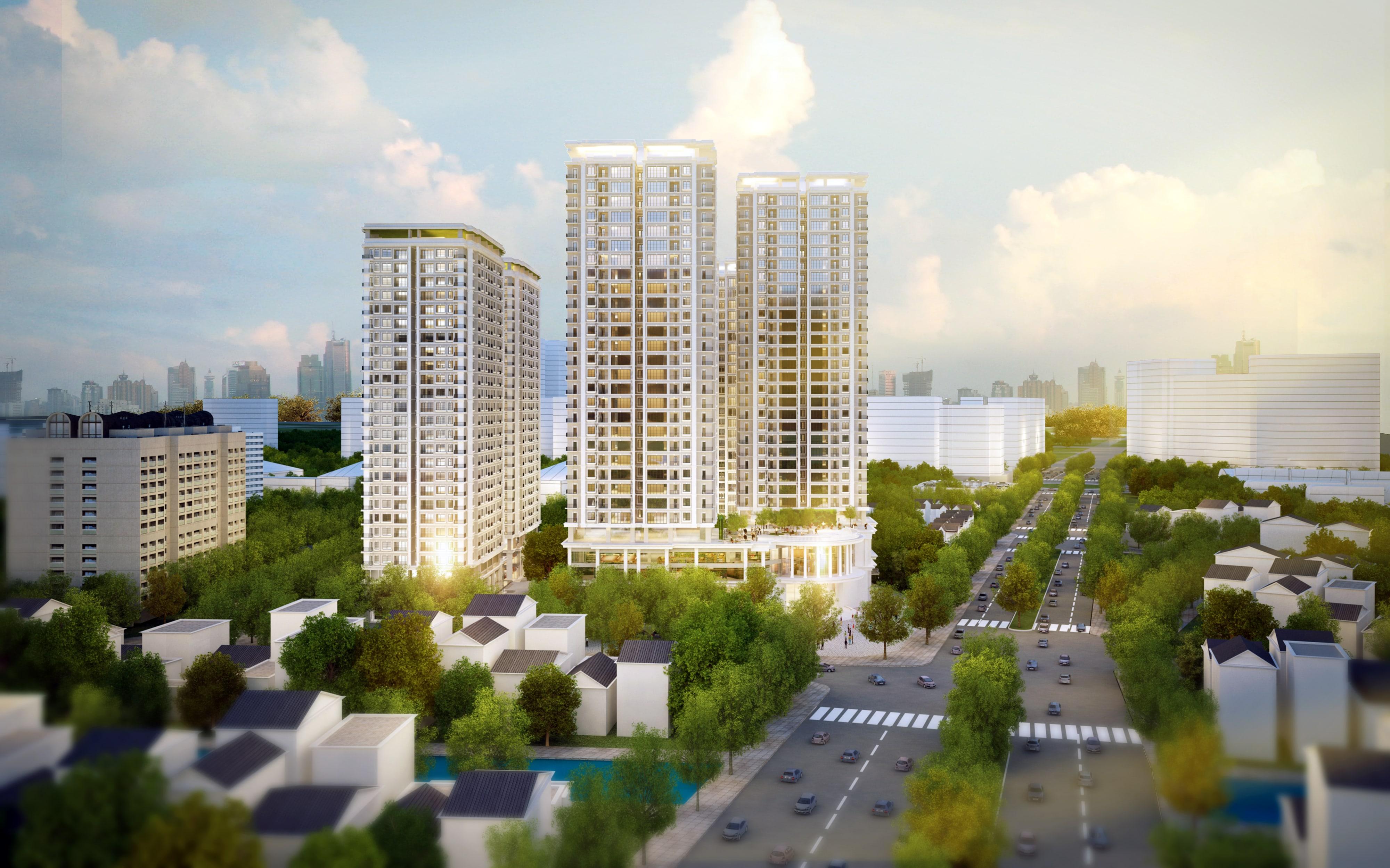 Giấy chứng nhận cho người mua nhà tại Hà Nội