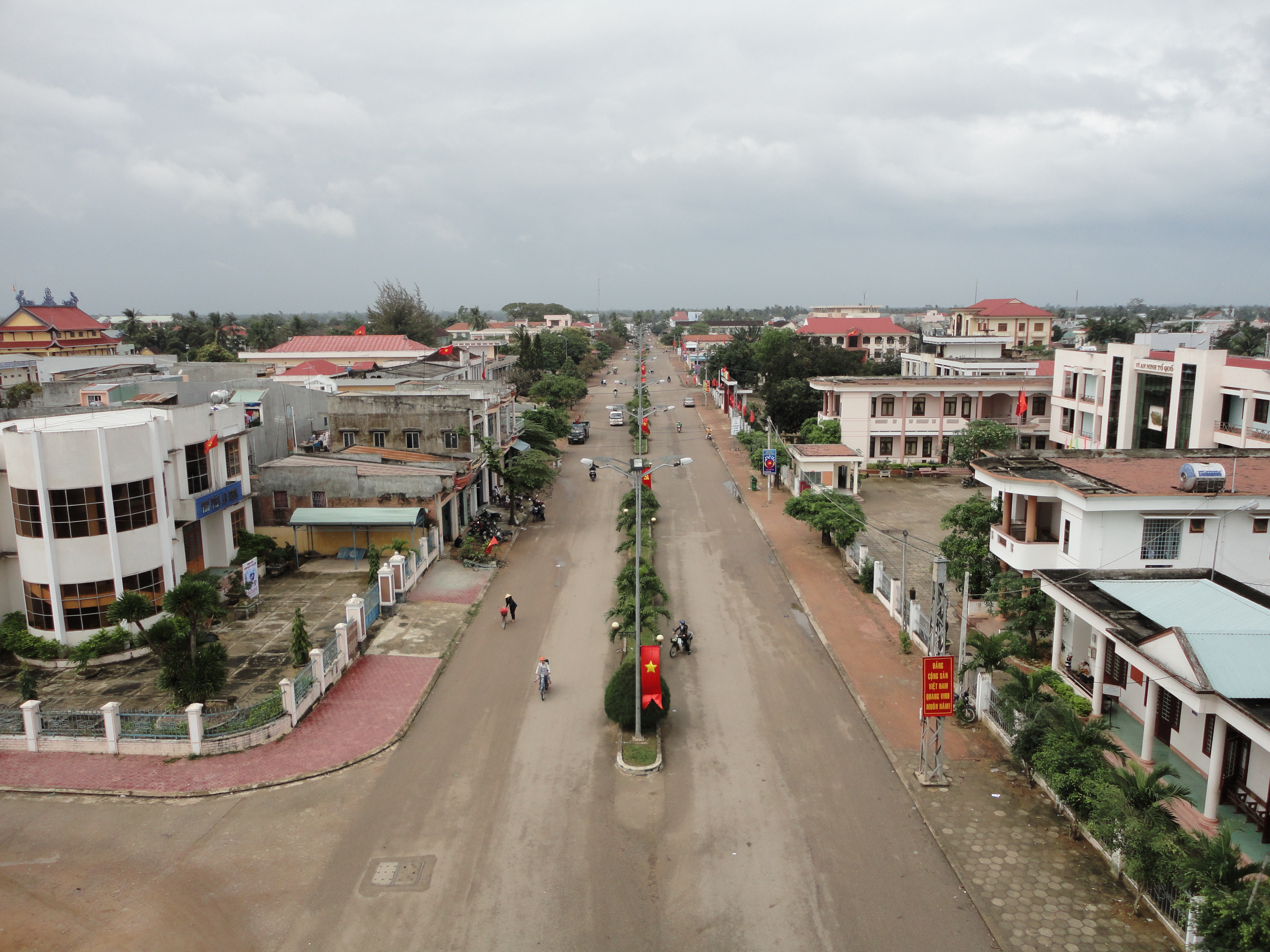 Hệ số điều chỉnh giá đất tại Bình Định 2018