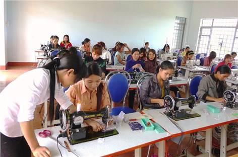 Hỗ trợ đào tạo chuyển đổi nghề tại Đà Nẵng