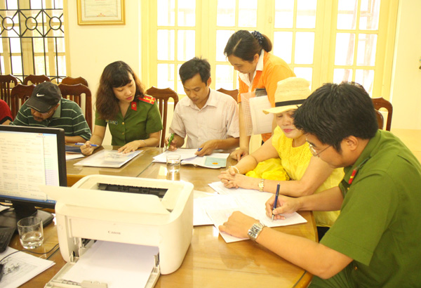 Lệ phí đăng ký cư trú trên địa bàn tỉnh Gia Lai