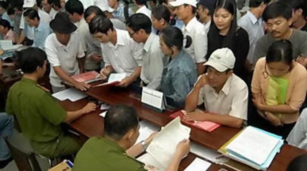 Lệ phí đăng ký cư trú trên địa bàn tỉnh Quảng Ngãi