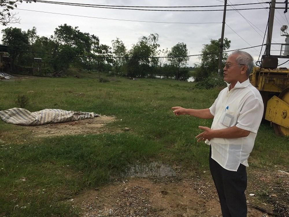 Xác định diện tích đất để tính tiền bồi thường tại Hà Tĩnh