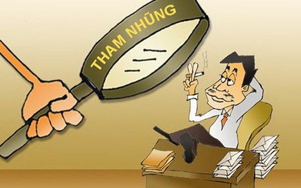 Luật phòng chống tham nhũng sửa đổi năm 2012