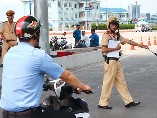 Tư vấn về tình tiết tăng nặng trong xử lý vi phạm hành chính khi tham gia giao thông