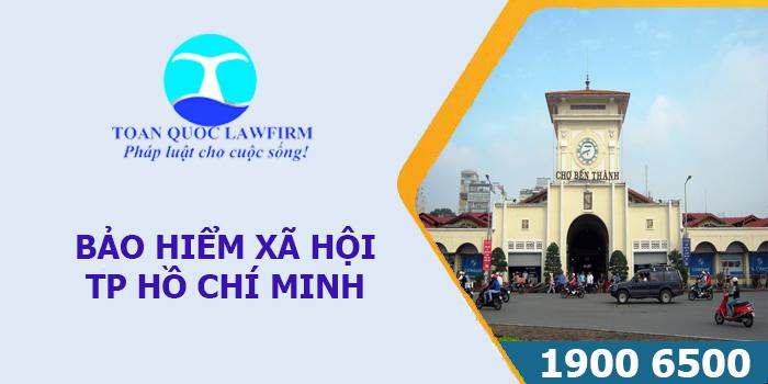 Thông tin địa chỉ, số điện thoại bảo hiểm xã hội thành phố Hồ Chí Minh