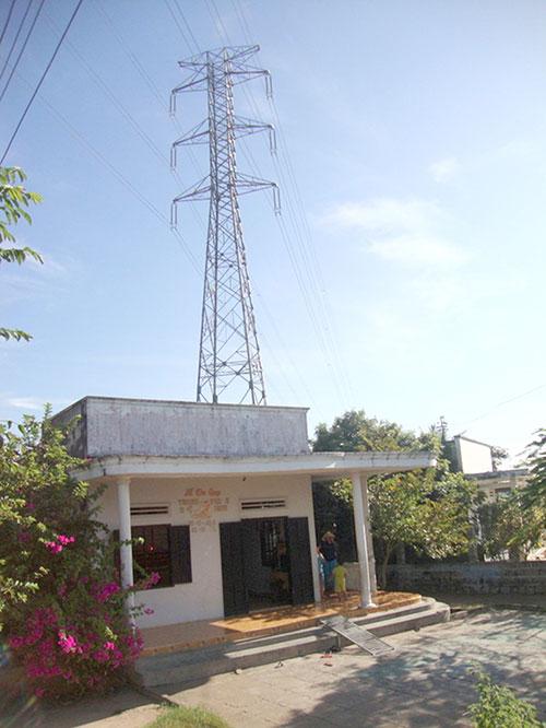 Bồi thường đất nằm trong hành lang tại Điện Biên do bị hạn chế khả năng sử dụng đất