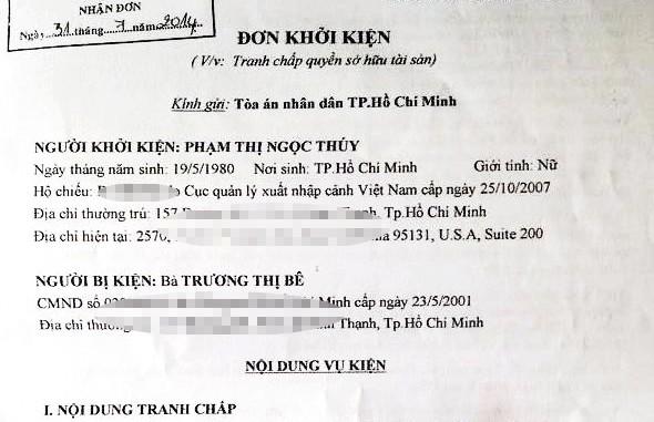 Dịch vụ soạn thảo đơn khởi kiện vụ án dân sự tại Hà Nội