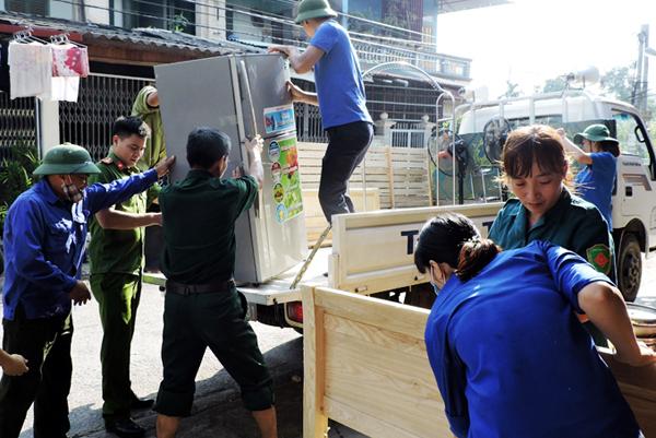 hỗ trợ chi phí di chuyển tài sản tại Đắk Nông