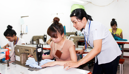 Hỗ trợ đào tạo chuyển đổi nghề tại Quảng Ngãi khi Nhà nước thu hồi đất