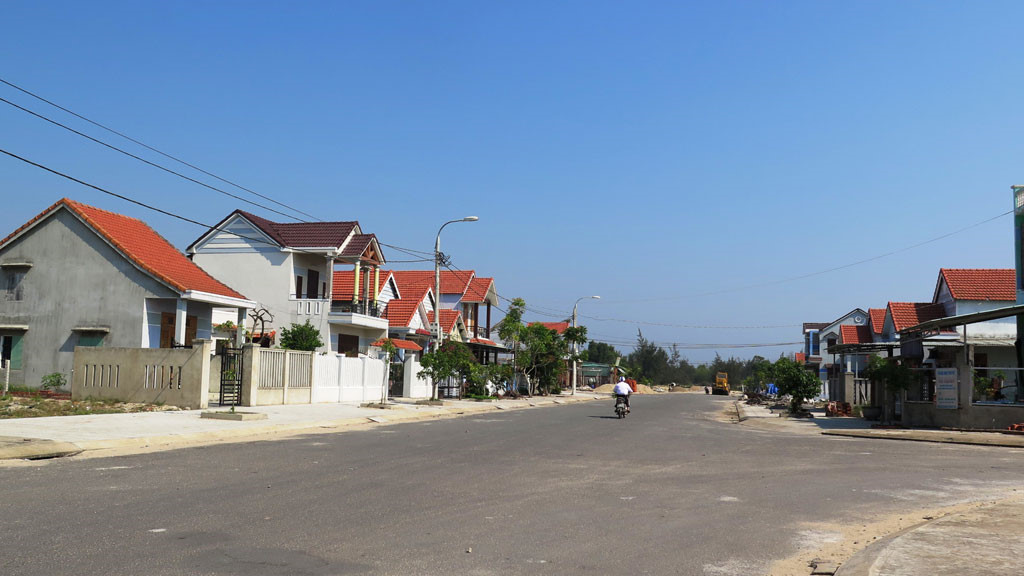 Hỗ trợ tái định cư tại Bạc Liêu