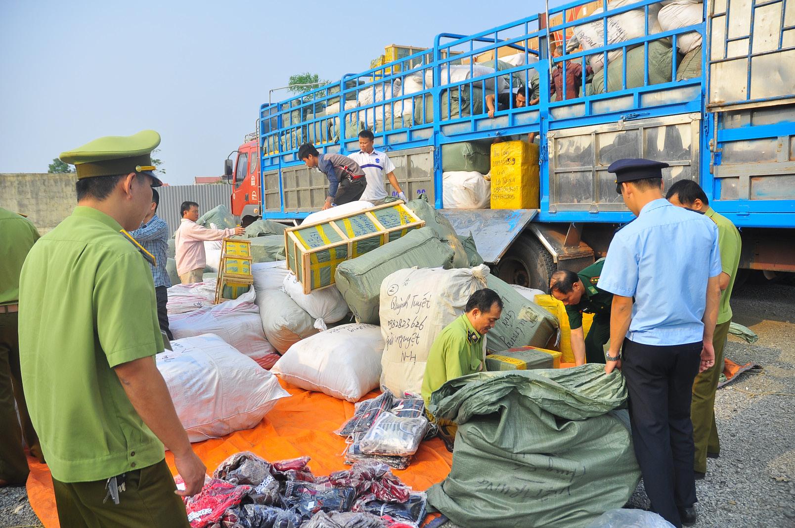 Pháp nhân thương mại buôn lậu thì bị xử lý như thế nào theo quy định của Bộ luật hình sự năm 2015