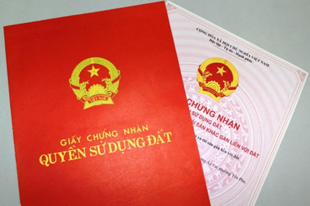Lệ phí địa chính tỉnh Bạc Liêu