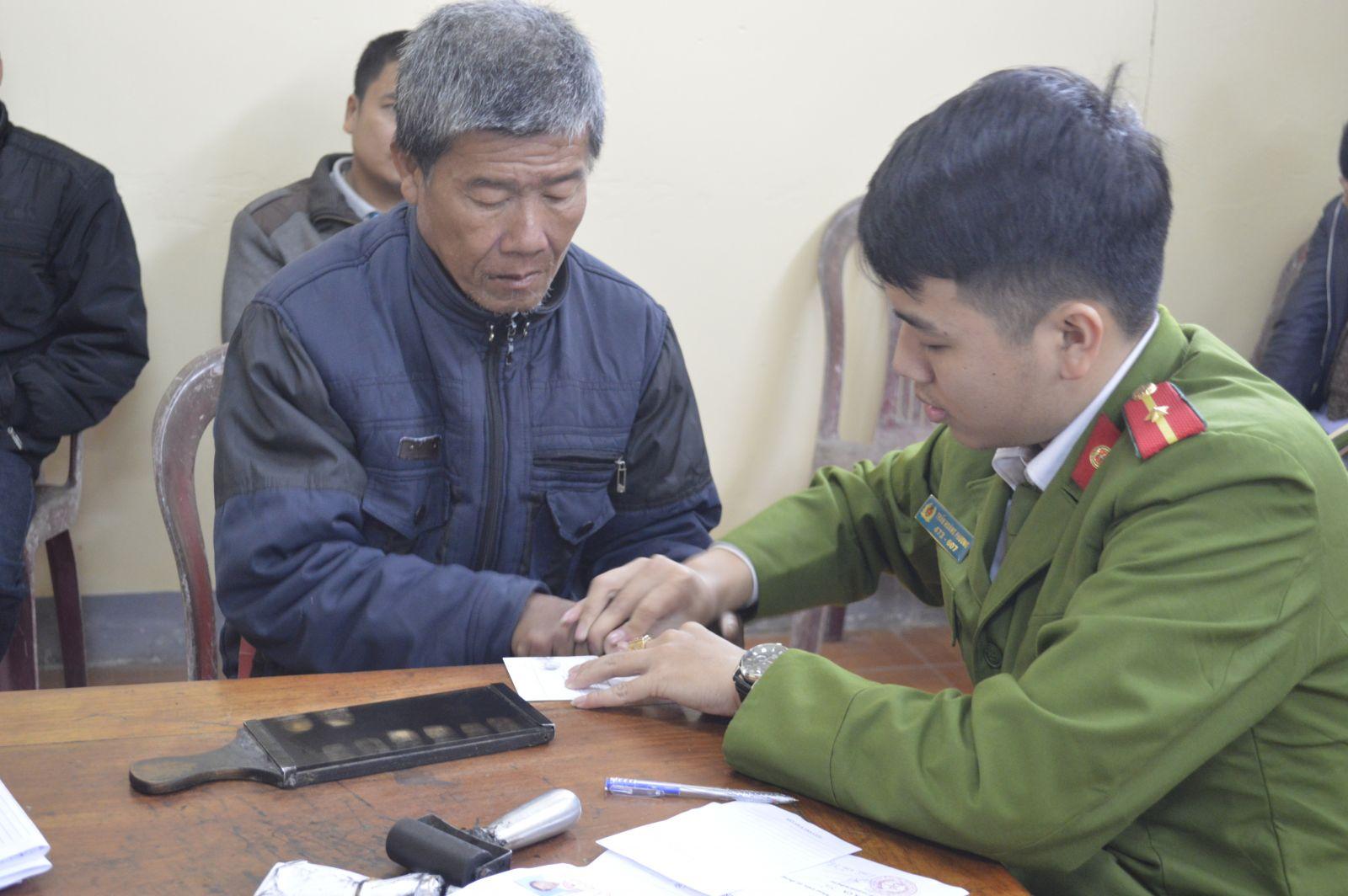Lệ phí cấp chứng minh nhân dân trên địa bàn tỉnh Hà Tĩnh