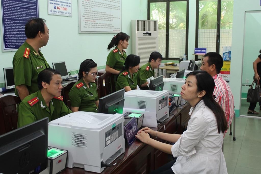 Lệ phí cấp chứng minh nhân dân trên địa bàn tỉnh Yên Bái