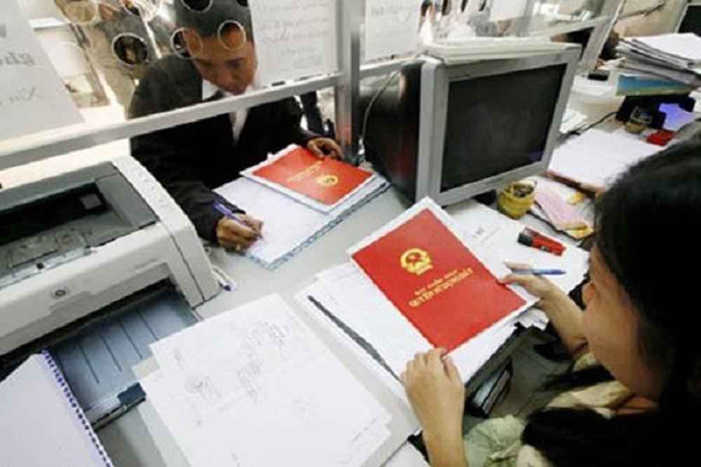 lệ phí cấp giấy chứng nhận quyền sử dụng đất trên địa bàn tỉnh Cao Bằng
