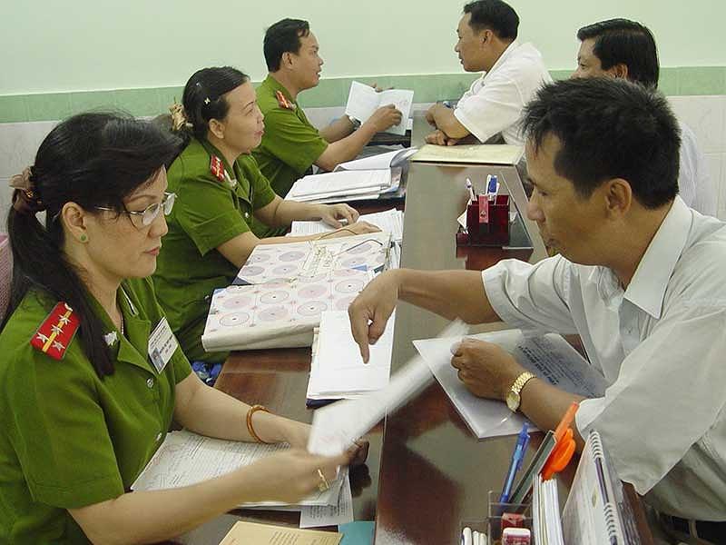 Lệ phí đăng ký cư trú trên địa bàn tỉnh Cao Bằng