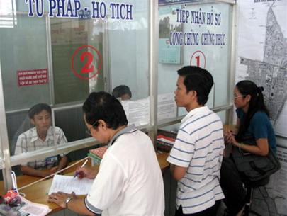 Lệ phí đăng ký hộ tịch trên địa bàn tỉnh Gia Lai