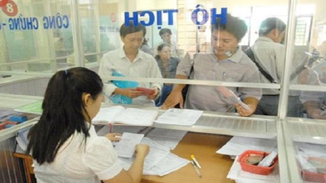 Lệ phí đăng ký hộ tịch trên địa bàn tỉnh Hà Giang