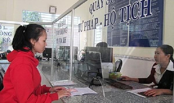 Lệ phí đăng ký hộ tịch trên địa bàn tỉnh Hà Tĩnh