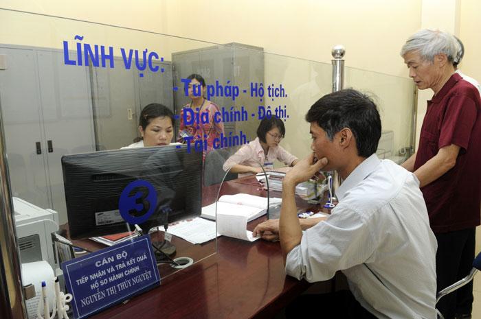 Lệ phí đăng ký hộ tịch trên địa bàn tỉnh Khánh Hòa