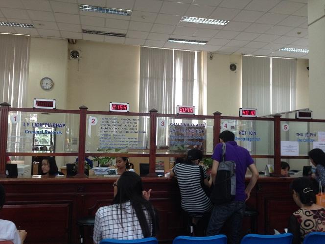 Lệ phí đăng ký hộ tịch trên địa bàn tỉnh Yên Bái