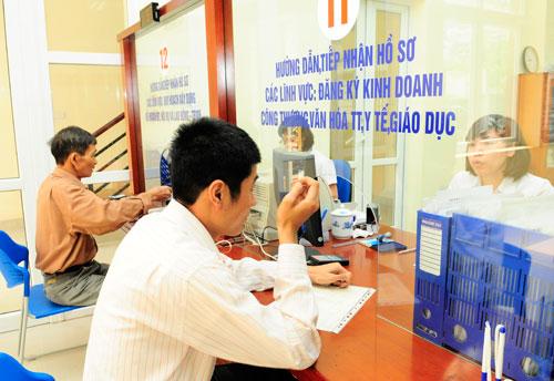 Lệ phí đăng ký kinh doanh trên địa bàn tỉnh Cao Bằng