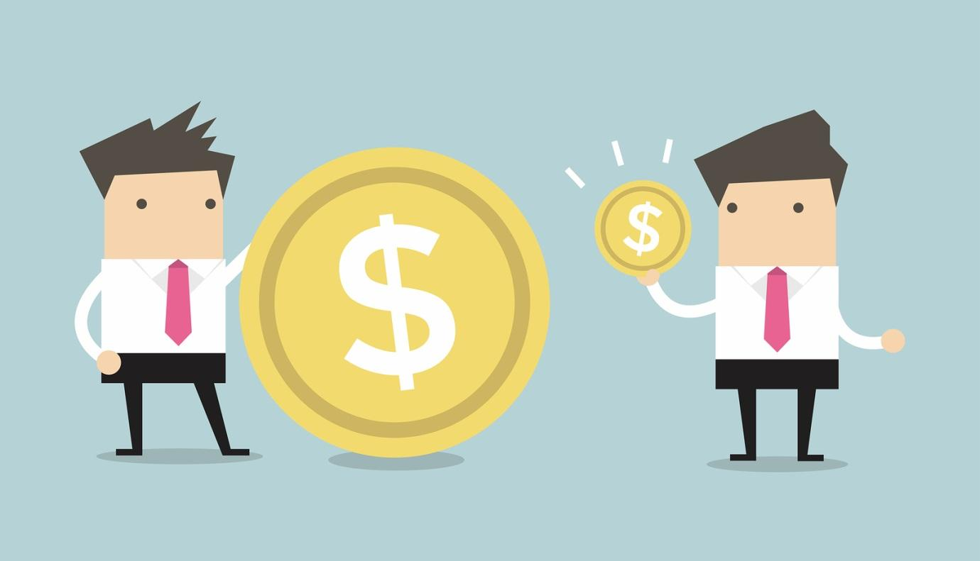 Người lao động được trả thêm tiền khi công ty trả chậm lương