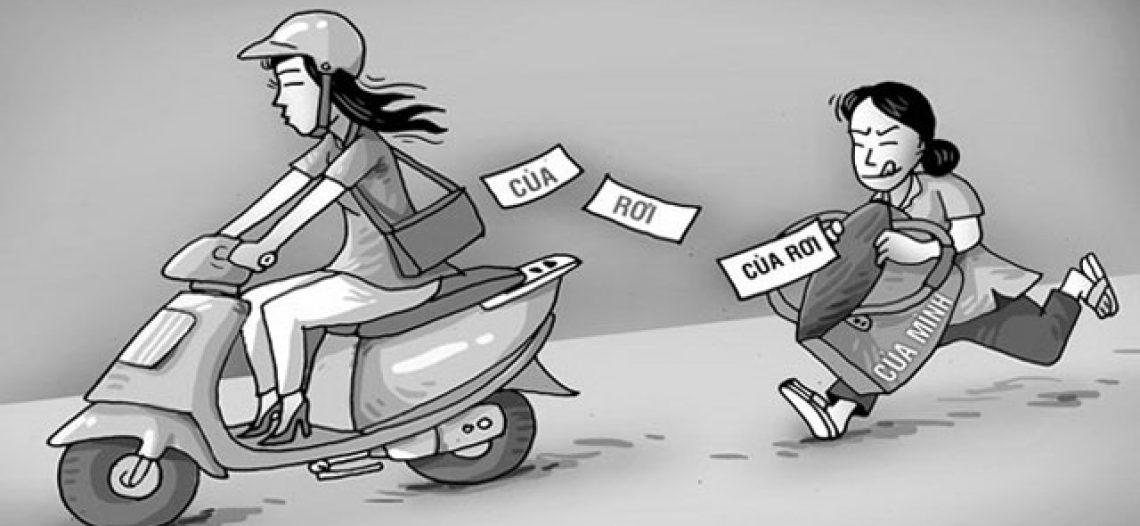 Tội chiếm giữ trái phép tài sản và tội sử dụng trái phép tài sản