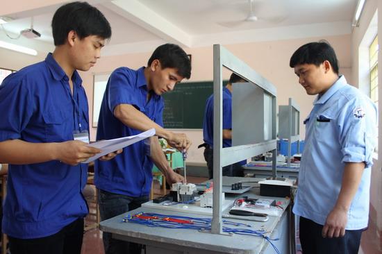 chính sách của Nhà nước về phát triển giáo dục nghề nghiệp