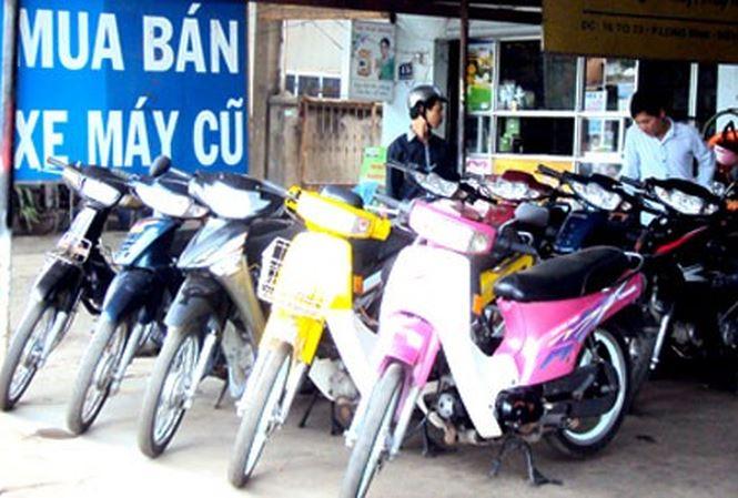 Thủ tục mua bán xe máy cũ nhanh chóng và thuận lợi nhất