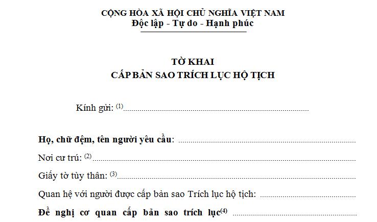 ủy quyền xin trích lục giấy khai sinh