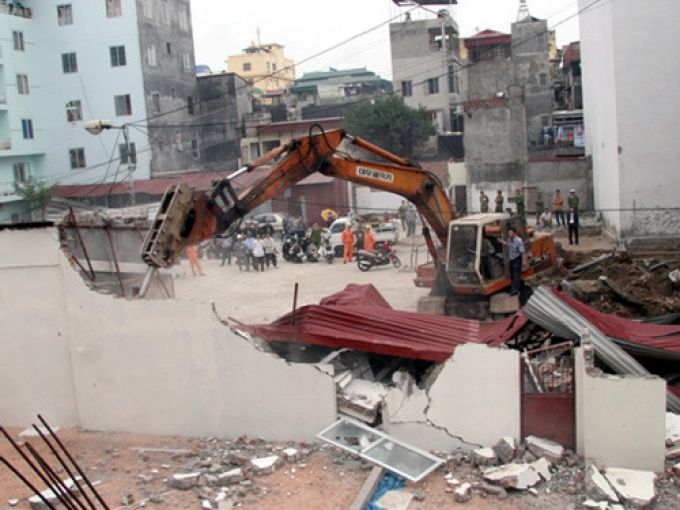 Bồi thường công trình hạ tầng xã hội tại Hậu Giang khi Nhà nước thu hồi đất
