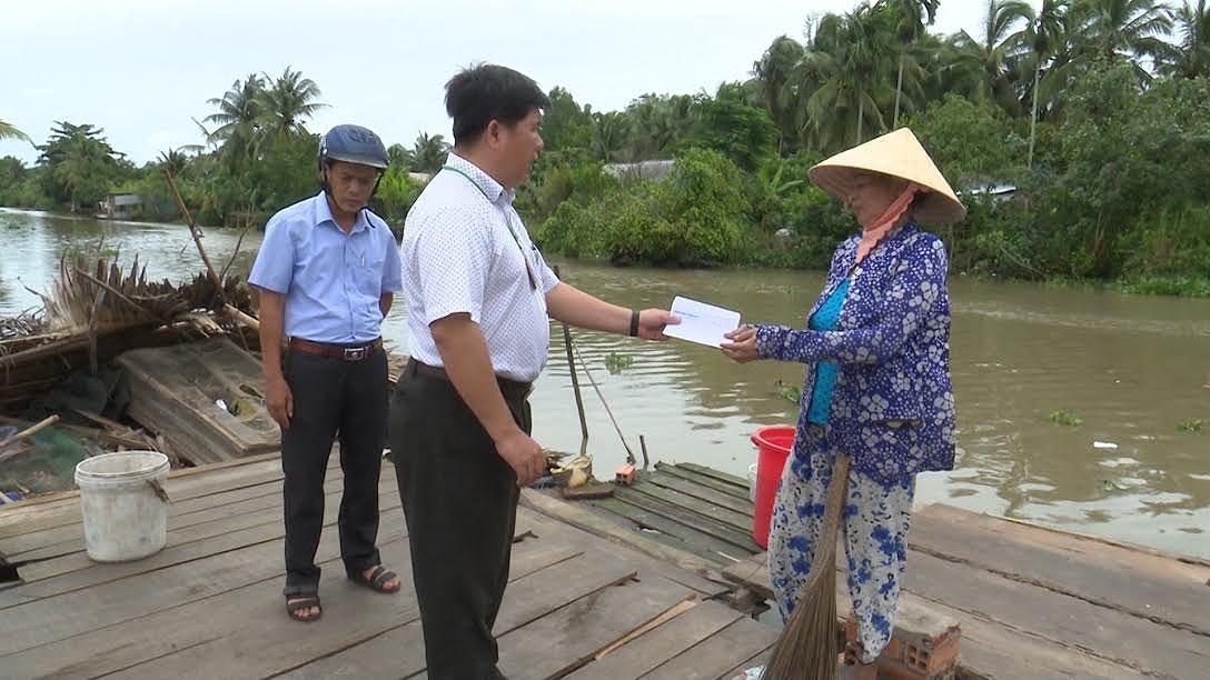 Hỗ trợ ổn định đời sống sản xuất tại Hậu Giang khi Nhà nước thu hồi đất