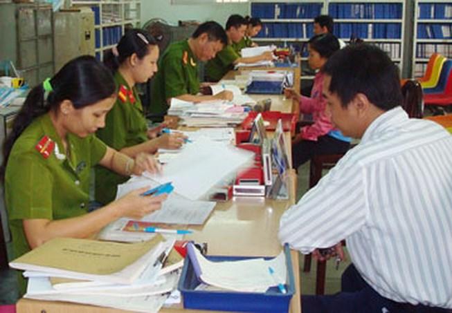 Lệ phí đăng ký cư trú trên địa bàn tỉnh Vĩnh Long