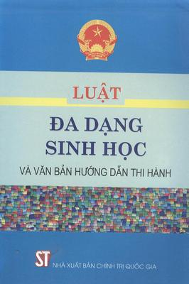 Luật Đa dạng sinh học năm 2008