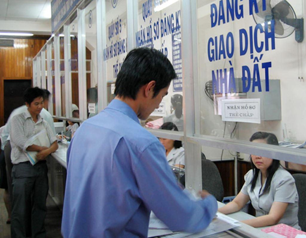 Phí đăng ký giao dịch bảo đảm tại Vĩnh Long theo quy định của pháp luật