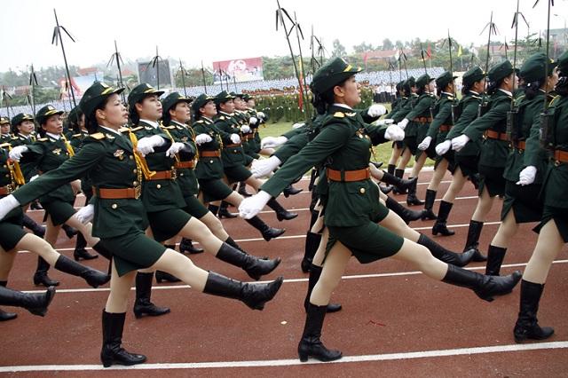 Đăng ký nghĩa vụ quân sự đối với nữ
